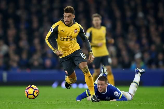 #rumors  Liverpool FC transfer news: Jurgen Klopp eyeing shock deal for Arsenal midfielder Alex Oxlade-Chamberlain