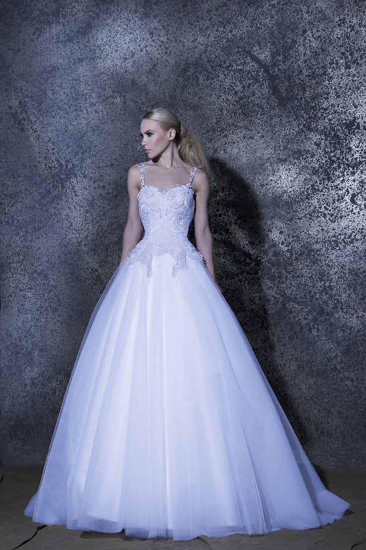 Wedding Dress //Amarise// #romantic #weddingdress #white