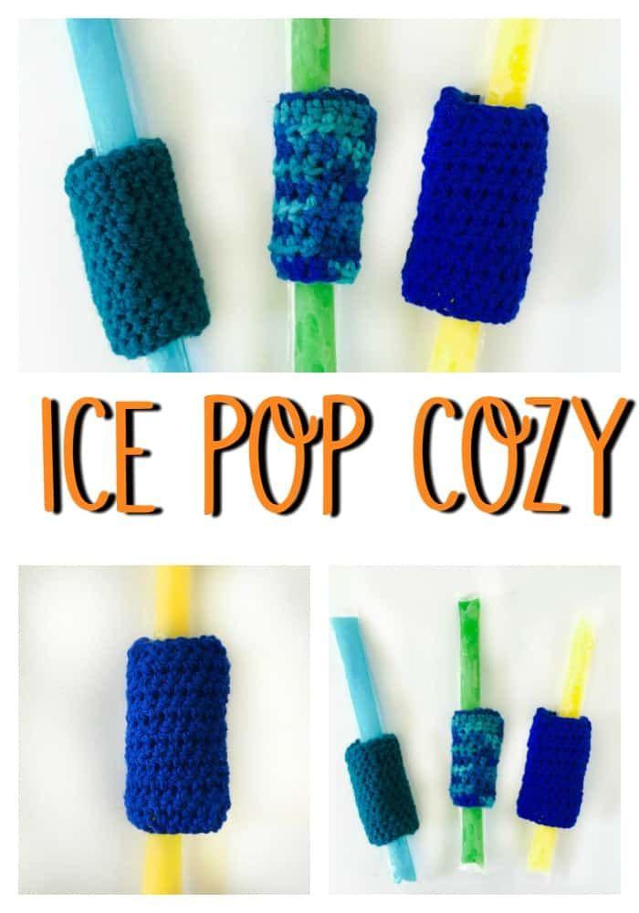 Summertime Ice Pop Cozy | ☆ LA BOUTIQUE (Pin Exchange) | Pinterest