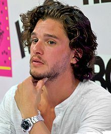 Lord Jon Snow of Game of Thrones.. .. He is the Bastard Son.. so hot.