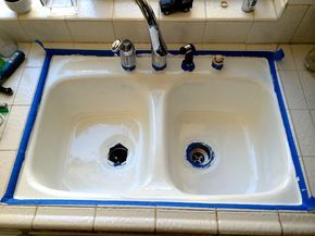How to Resurface a Sink