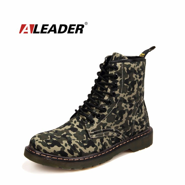 ankle length shoes for women army print - Google Search