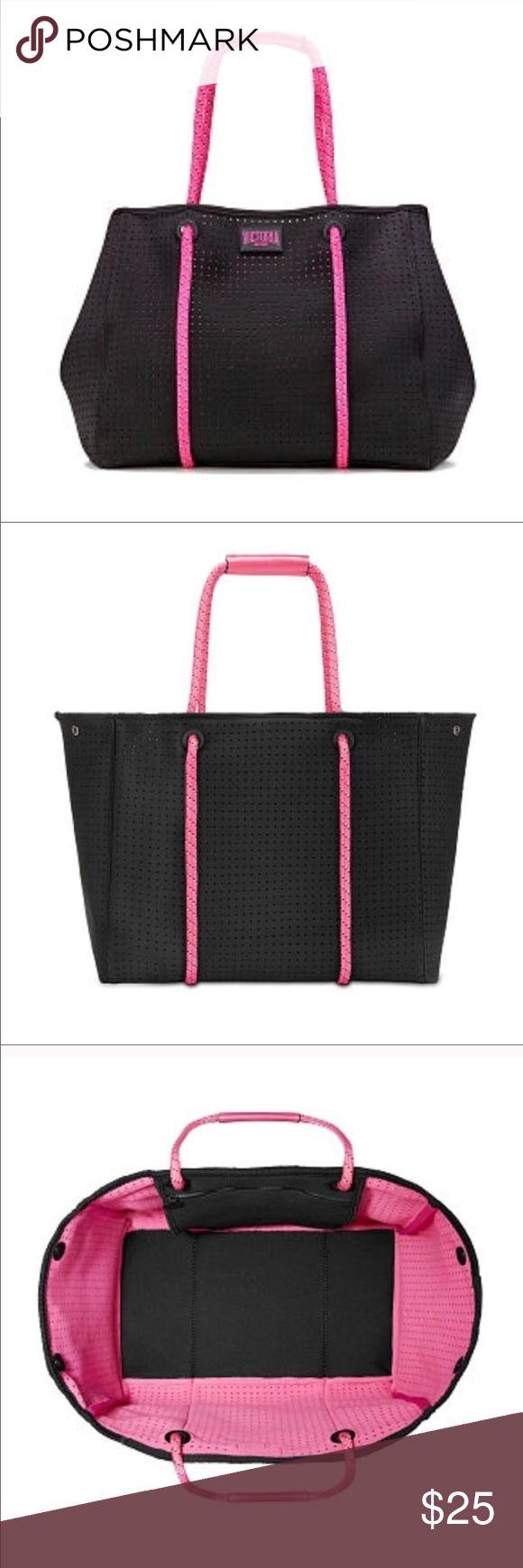 VS Sport Neoprene Tote Victoria's Secret Neoprene Sport Tote Bag Victoria's Secret Bags Totes