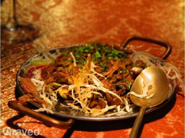 Raan Lamb at Hazara Restaurant