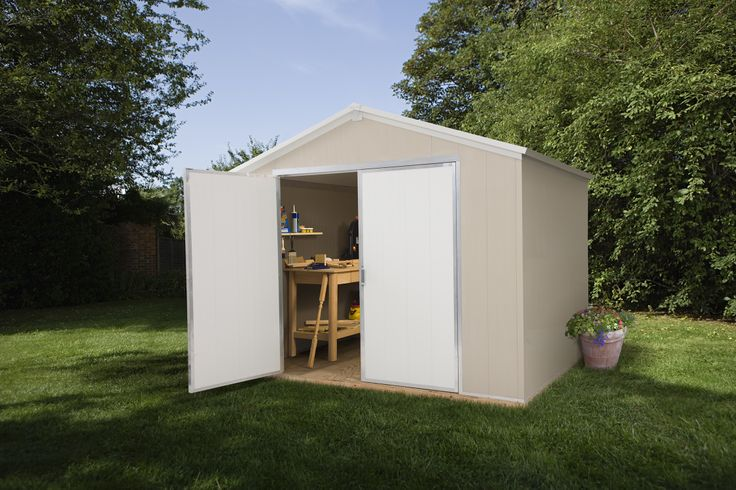 Beautiful day in TORONTO today! Spring weather is improving! It's time to build that shed you've been wanting! Have you seen ours? Check them out!  www.visionoutdoorproducts.com