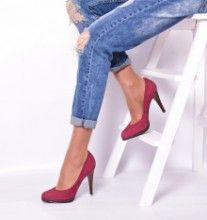 ROCHA RED | Red Pumps