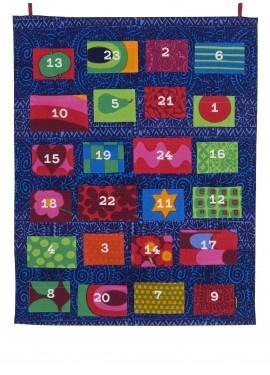 advent calendar by Maija & Kristina & Emma Isola
