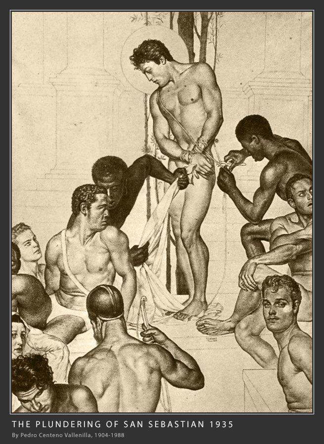 gay ertic art historical