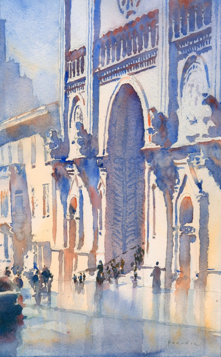 Watercolor artist websites - Find This Pin And More On Artists Websites