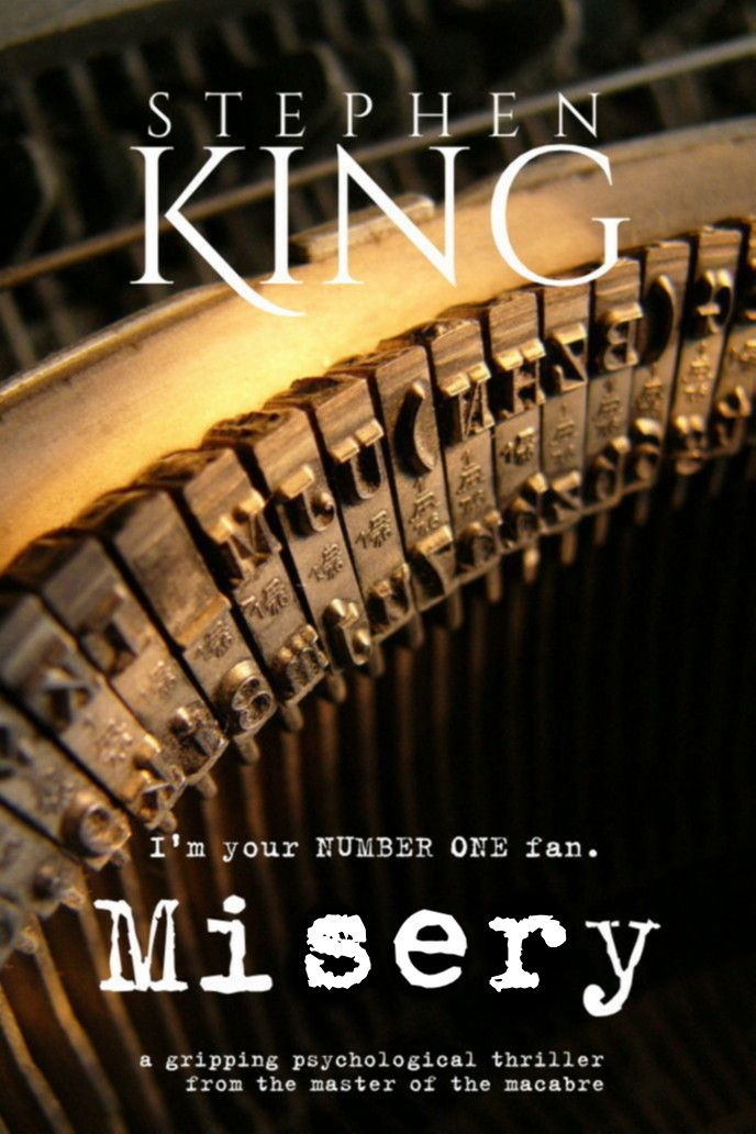 a review of misery a novel by stephen king How stephen king's 'misery' predicted modern fandom  romance novels which  follow the sweeping adventures of the titular character.