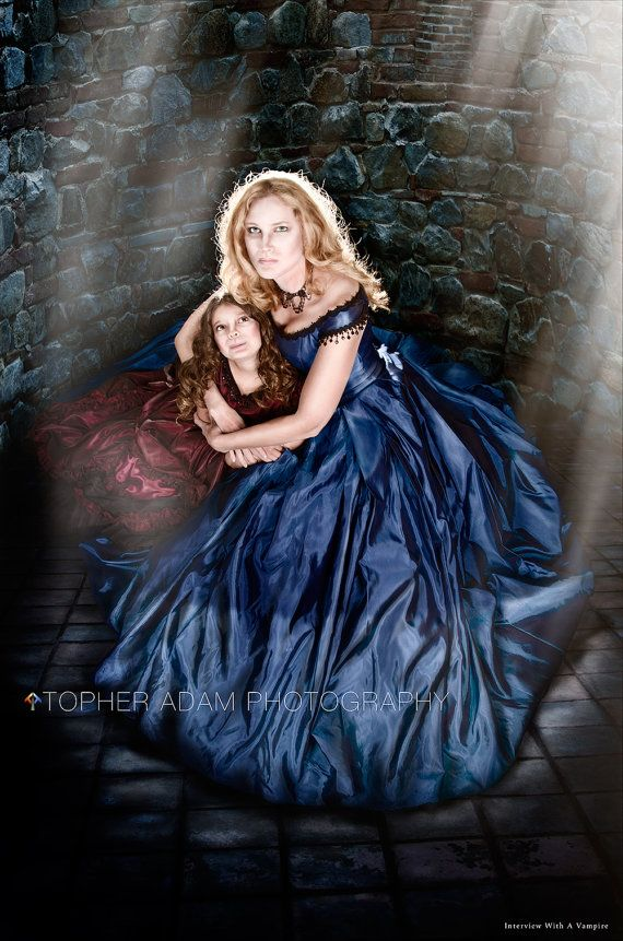 Interview with a Vampire Mother and Daughter Inspired por ...