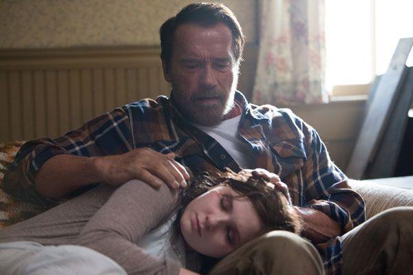 Maggie Movie Trailer with Arnold Schwarzenegger #arnoldschwarzenegger