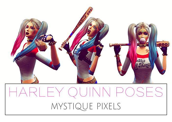 Mystique pixels