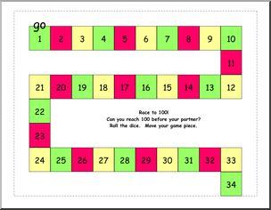 math worksheet : 143 best counting images on pinterest  math activities number  : Math Board Games Kindergarten