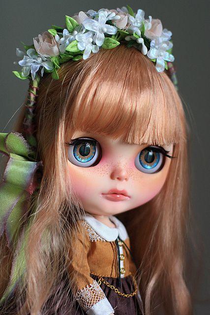 945 Best Doll Face Images On Pinterest Blythe Dolls