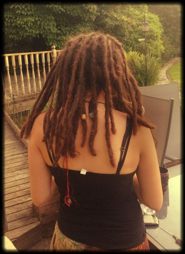 Dreadlocks from scratch