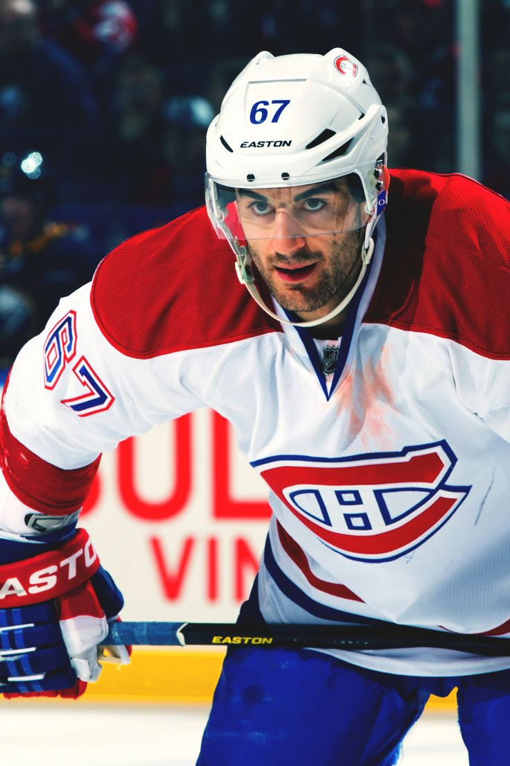 Max Pacioretty • Montreal Canadiens • Source: forzaraikkonen.tumblr.com