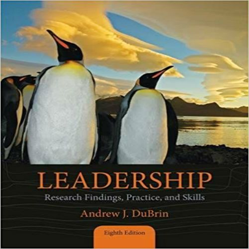 50 best test bank download images on pinterest test bank for leadership research findings practice and skills 8th edition by andrew j dubrin fandeluxe Image collections