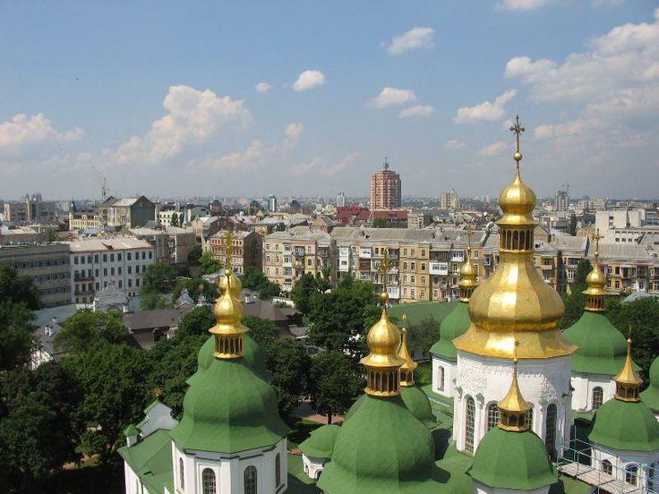 will see- Kiev, Ukraine