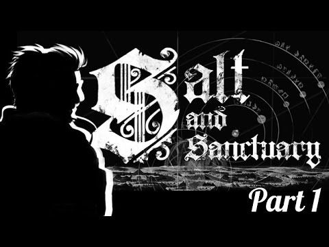 Angry Swedish Chef | Lets Play Salt and Sanctuary - Part 1