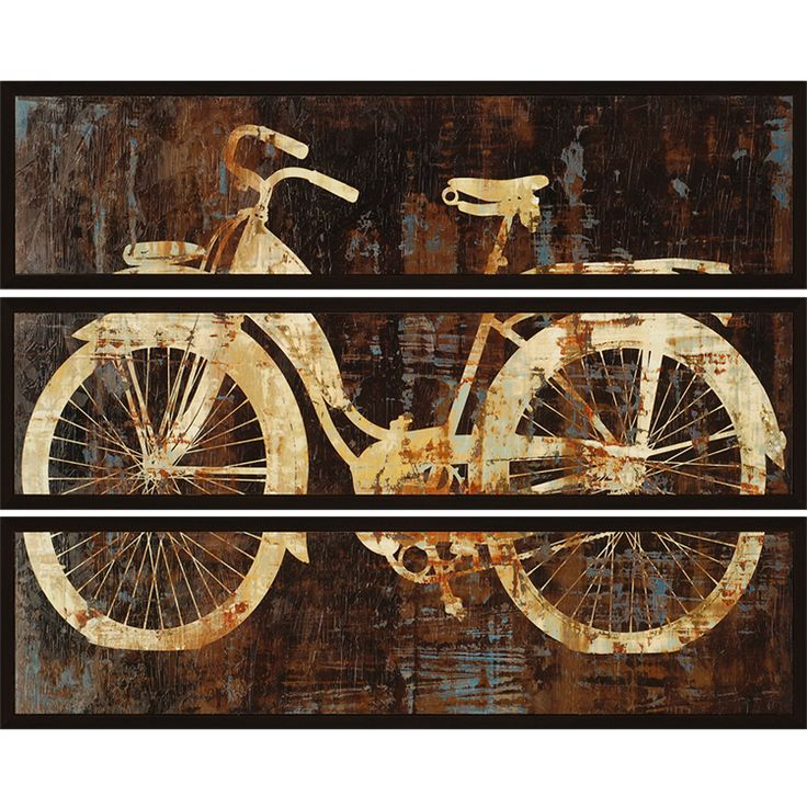 """Vintage Ride"" Wall ARt"