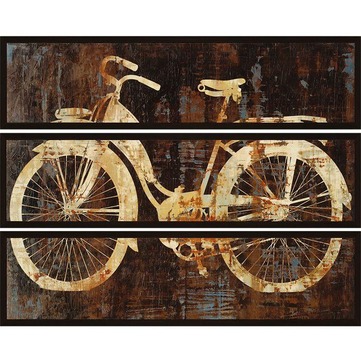 """Vintage Ride"" Wall ARt"