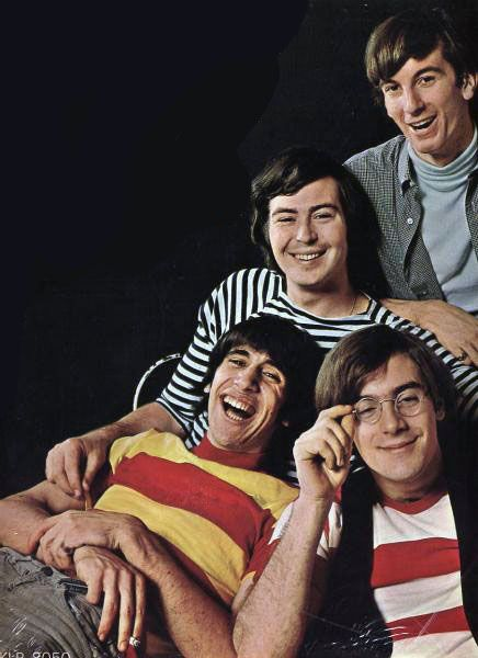 The sounds of summer. Great look too. The Lovin' Spoonful