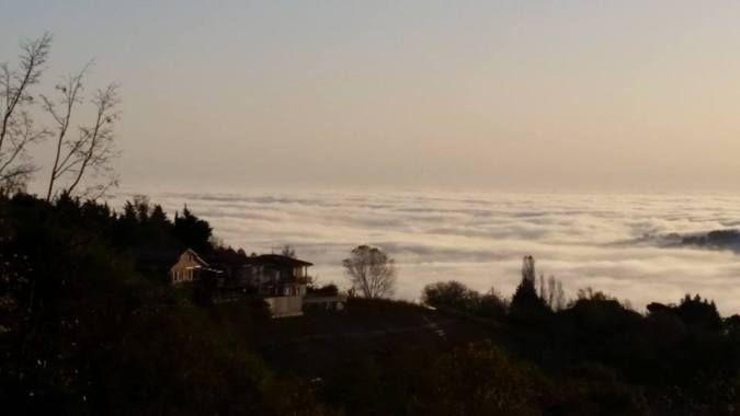 Nebbia Mgla Sibillini