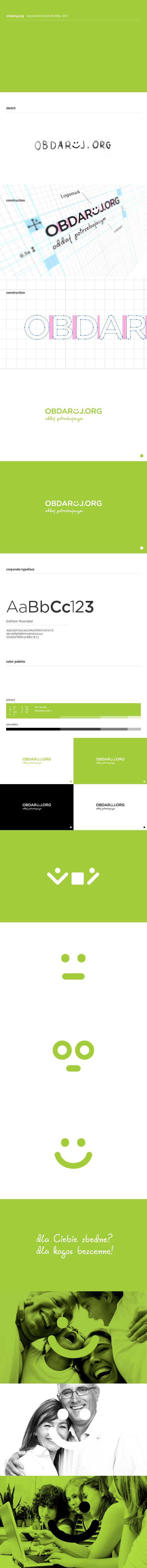 Logo designing for obdaruj.org