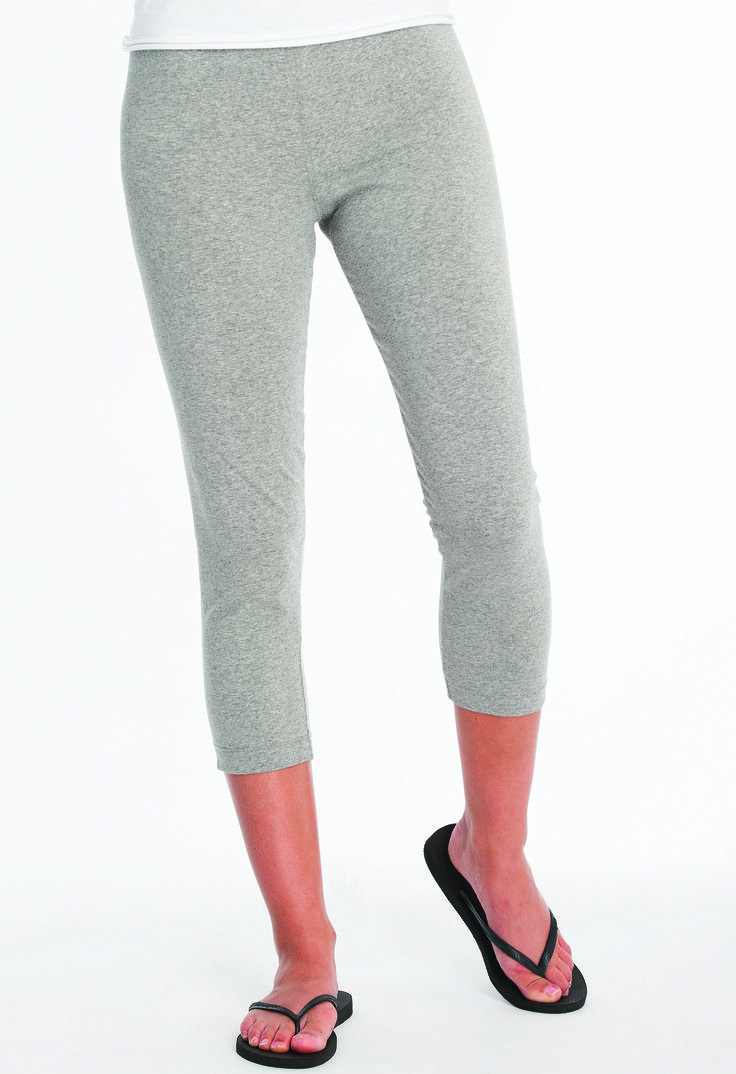 Sporty Capri Legging