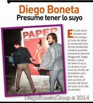 Diego Boneta Group: [SCAN Diego Bonet en la revista TVyNovelas México