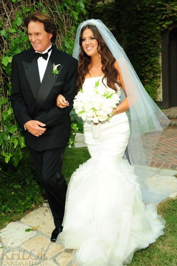 Bruce Jenner And Khloe Kardashian Odom