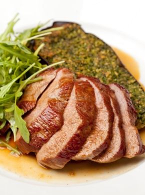 Great British Chef Bryan Webb shares a superb #WelshLamb with pesto recipe, relying on bold Mediterranean flavours to craft a deceptively simple dish.