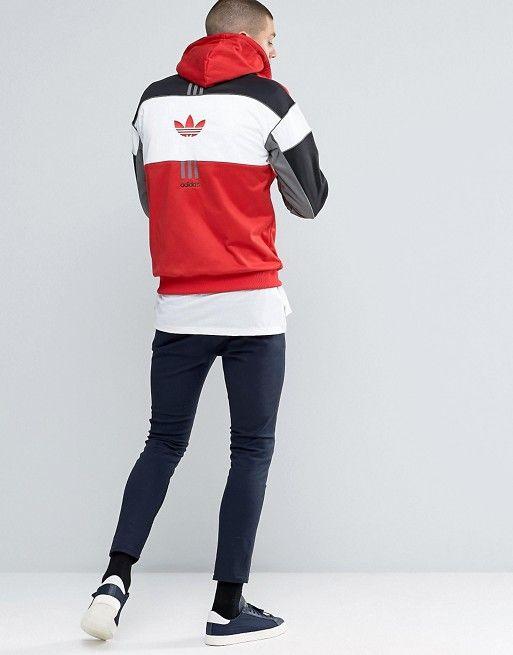 Capucha Sin Adidas Con Cierres Negra Ay9256 De Id96 Sudadera lF3KTc1J