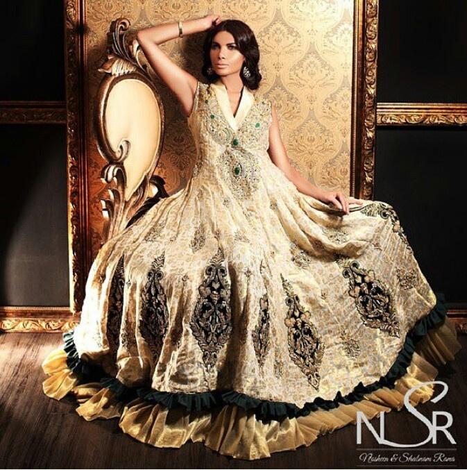 Pakistani fashion #dress#wedding#outfit