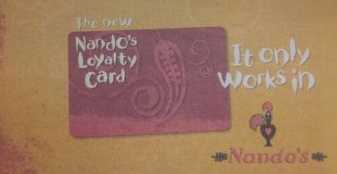 Use That Gym Membership - Nandos