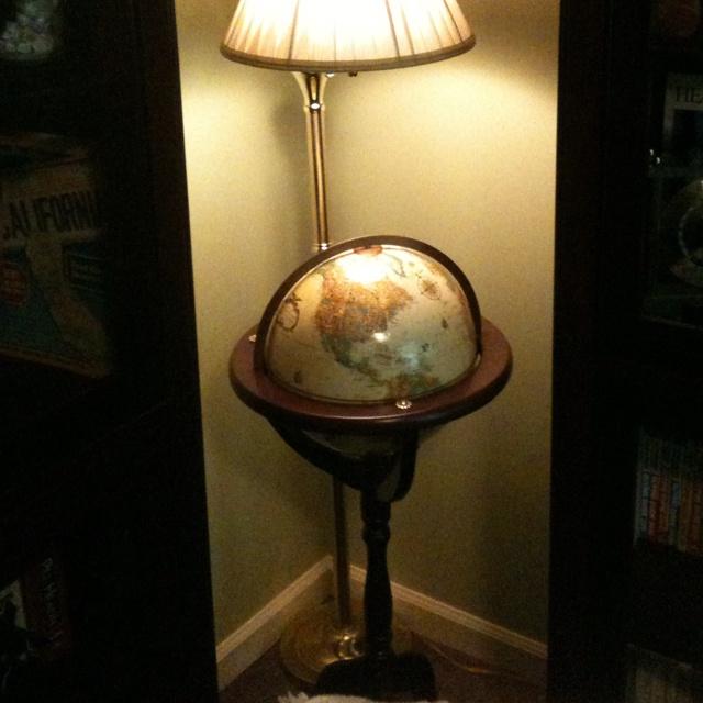 Bombay Co Standing Globe In Study Bombay Co Globe