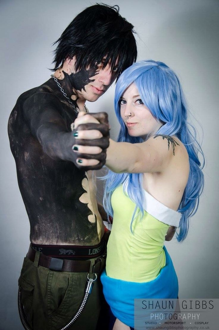 Some Photos From Bristol Anime Con Last Weekend Of My Juvia Lockser Fairy Tail