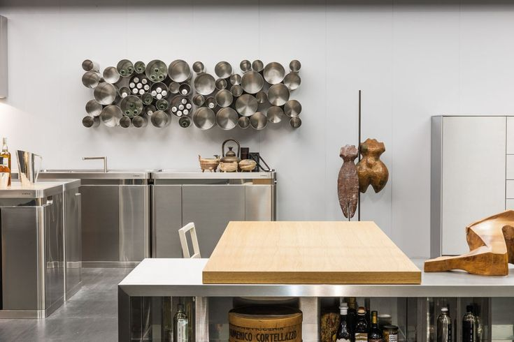 Stainless steel bottle rack / pantry BUBBLE TOOLS by Xera by Arex design @dmoscheri   #design