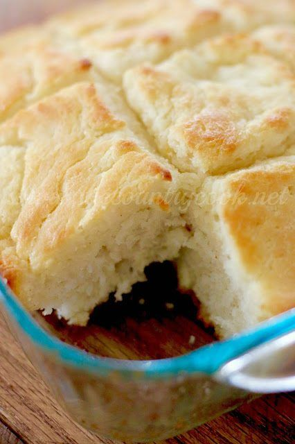Butter Dip Buttermilk Biscuits - The Country Cook