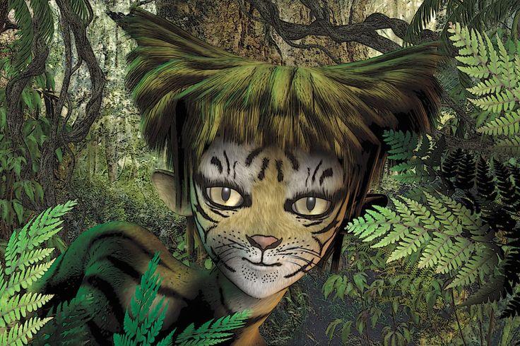catgirl by bluemars76.deviantart.com on @DeviantArt