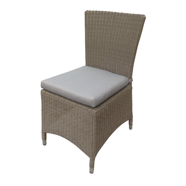 Mimosa Prescott Outdoor Dining Chair Bunnings Warehouse