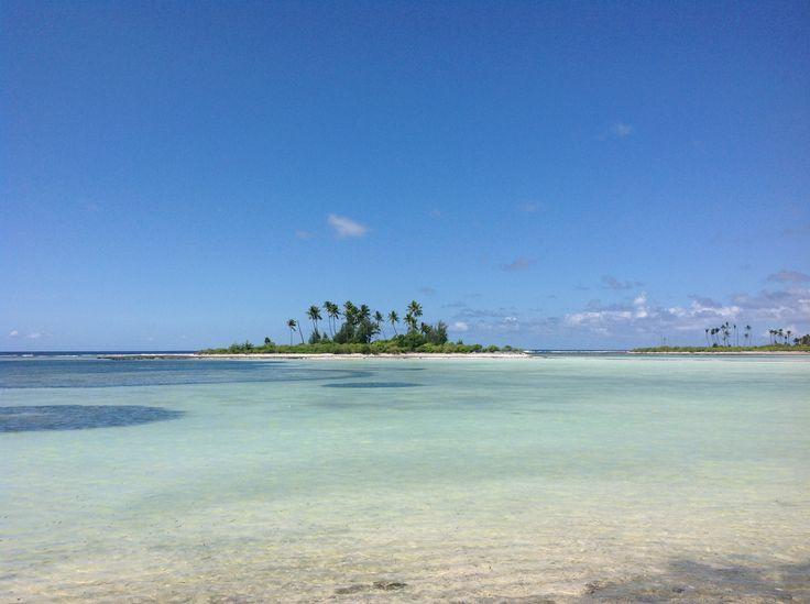 Scout Island, Tarawa Kiribati
