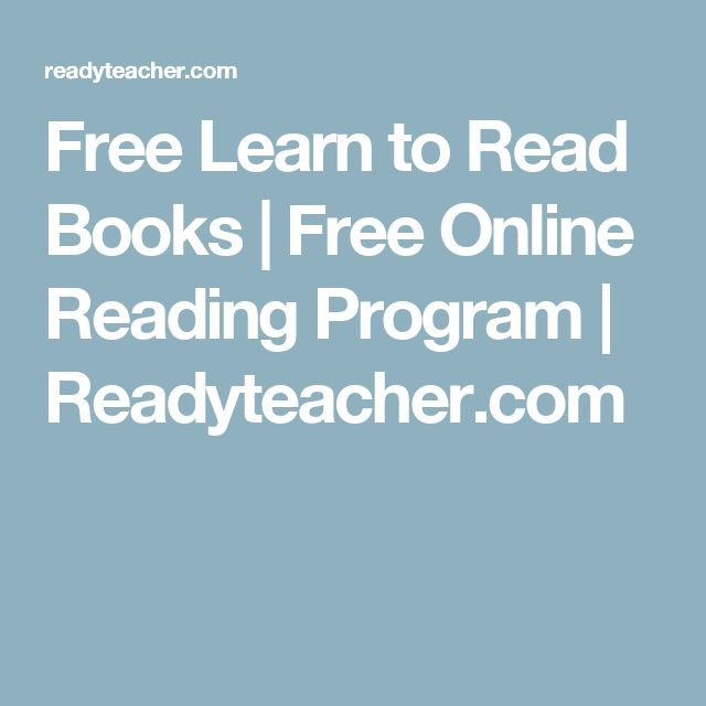 Best 25+ Online reading programs ideas on Pinterest | Free reading ...