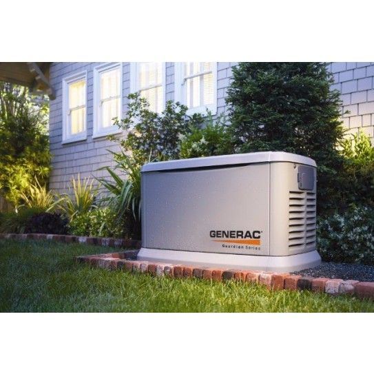 New Generac HSG13KVA Evolution 2016 model Gas Standby Generator. Reliable and clean power is guaranteed with this Generac 13kVA Gas Generator, making it the ideal backup solution for your home or small business.