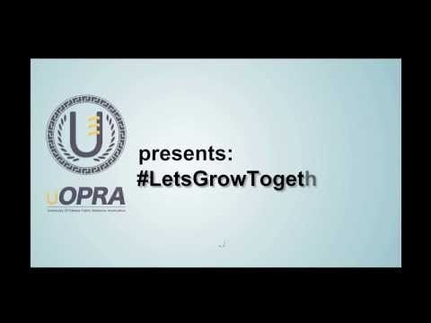 Young PR Pros attends Let's Grow Together