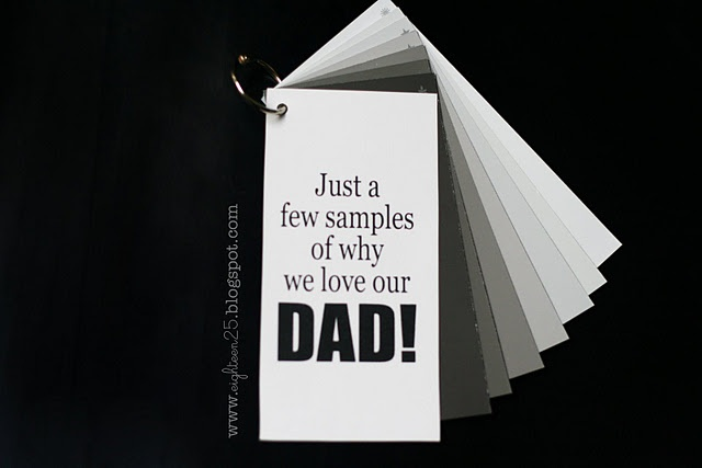 father's day idea from kids