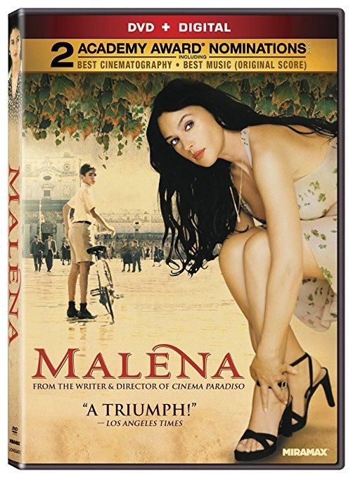 Monica Bellucci & Giuseppe Sulfaro & Giuseppe Tornatore-Malena Digital