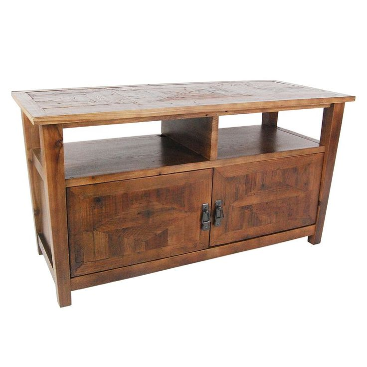 Best 25 reclaimed wood tv stand ideas on pinterest - Reclaimed wood tv stand ideas ...