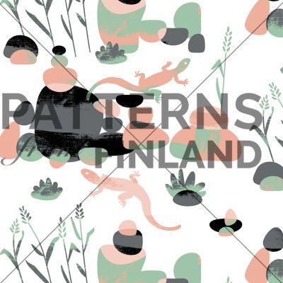 Kivikko by Hanna Ruusulampi  #patternsfromfinland #hannaruusulampi #patterns #finnishdesign